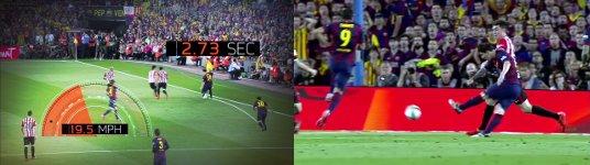Lionel Messi Traumtor Analyse