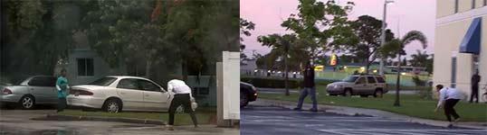 Miami Zombie Attack Prank