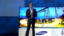 Michael Bay, Samsung, CES2014