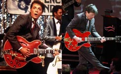 Michael J. Fox Playing Johnny B. Goode
