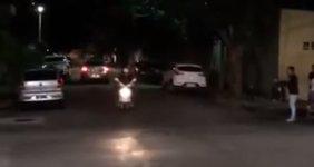 Moped Posaune