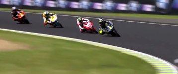 Massencrash beim Moto3 in Le Mans
