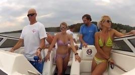 Motorboot, Unfall, Wellen
