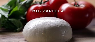 Mozzarella Herstellung