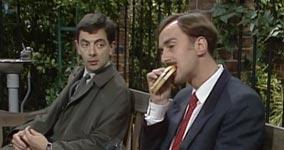 Mr. Bean und das Sandwich