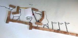 Murmelbahn Magnete