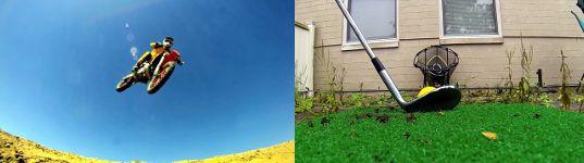 Leben und GoPro