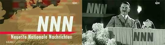 NNN, Hitler, Nachrichten, NPD