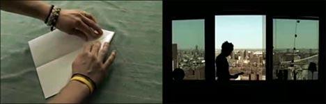 papierflieger, basteln, reisen, urlaub, new york