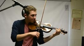 Queen, Don't Stop Me Now, Violin Cover, Nick Kwas