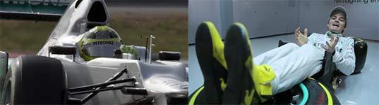 Nico Rosberg, Formel 1, Mercedes Benz