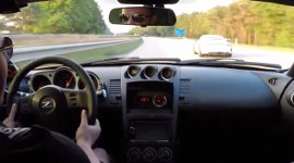 Nissan 350Z Porscchhe 991 Golf GTI