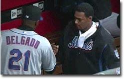 New York Mets Handshake Festival