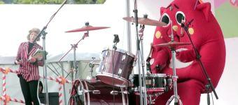 Kostüm Schlagzeug