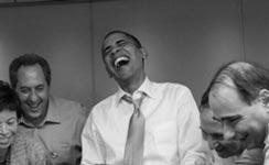 Obama, Merkel, Handy