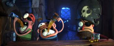 Pirat Auge Taverne Schatz