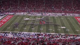 Ohio State Band - Hollywood Blockbuster Show