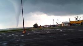 Die Geburt des Oklahoma-Tornados