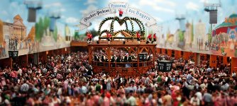 Oktoberfest Time-lapse Tilt-shift