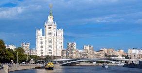 Timelapse Moskau