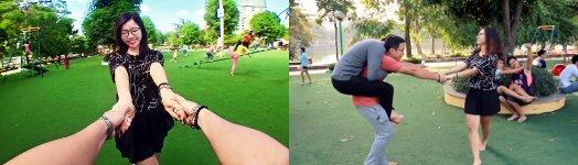Social Media Fotos vs. Realität