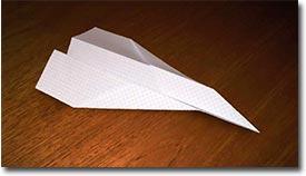 papierflieger, samsung, weltraum, experiment