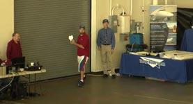 Papierflieger Weitflug Weltrekord, World Record Paper Airplane Distance