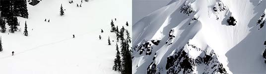 ski, skifahren, snowboard, berge