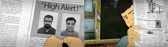 Paranoia, Kurzfilm, Mumbai, Zug, Train