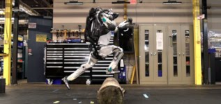 Parkour Atlas BostonDynamics
