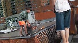 Dach springen, Darwin Award