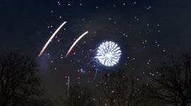 Feuerwerk, Penis, Glasgow
