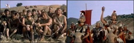 Spartacus, Pepsi