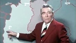 Peter Frankenfeld - Deutsches Reich Wetterkarte
