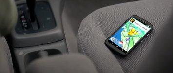 Pokemon Go beim Autofahren
