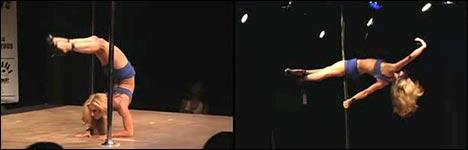 stange, pole-dance-championship