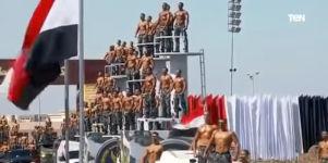 Polizei Ägypten Parade