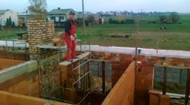 Bauarbeiter, Polen