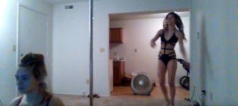 Poledance Special Move