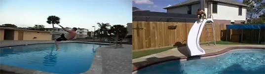 Pool Fail Compilation