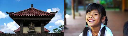 Portrait of Bali