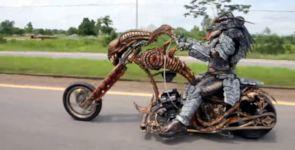 Predator Motorbike Thailand