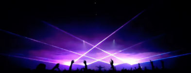 Pukkelpop Festival Lasershow