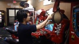 Japan, Boxsack, Spielhalle, boxen