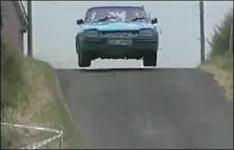 rally, unfall, crash, autoversicherung