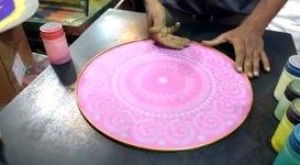 Indische Kunst - Rangoli