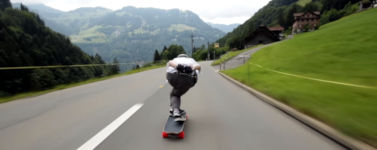 Longboard Schweiz