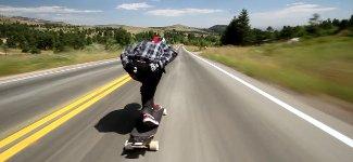 Zak Maytum Longboard Colorado