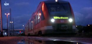 Realer Irrsinn Leerer Zug in Thüringen