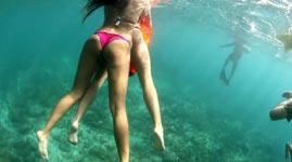 reef girls hawaii, Canon EOS 5D Mark II